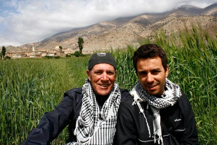 Artu y Jorge. Foto fran 157