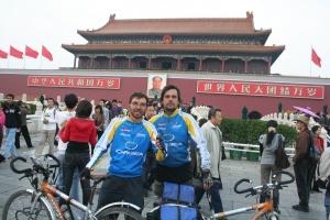 7 de octubre. 186 etapas. Badalin-Beijing 86,42 km. 036