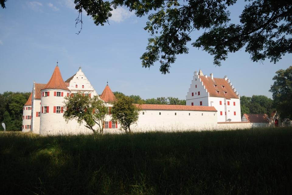 Grünau Palacio de caza
